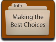 Making the best mortgage choices