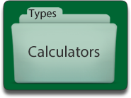 Types of mortgage calculators